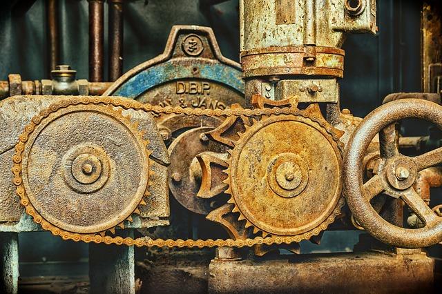 mechanika řetězu
