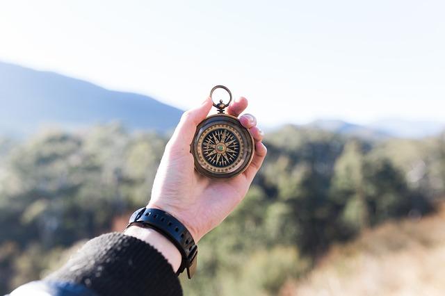 dobrodružství s kompasem