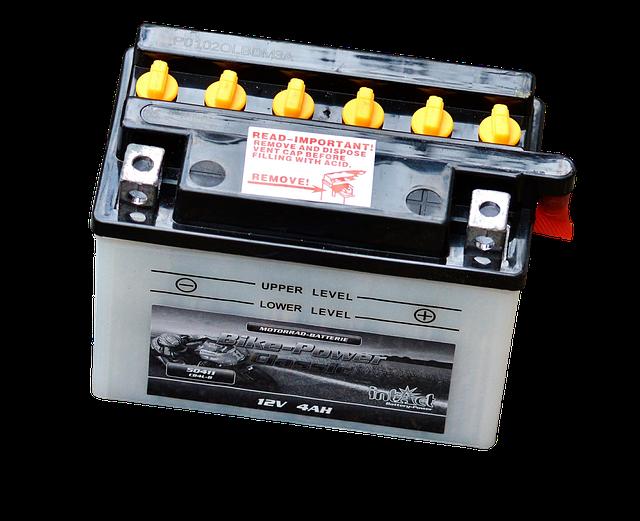 baterie do elektrokola