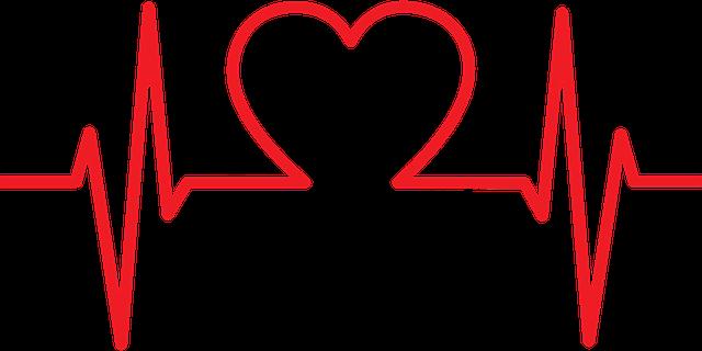 čára srdce