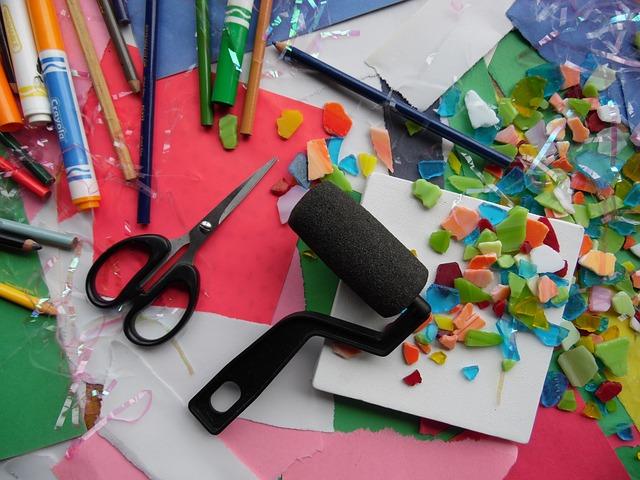 umělecké potřeby
