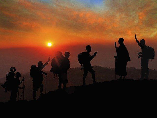 Lidé a hory