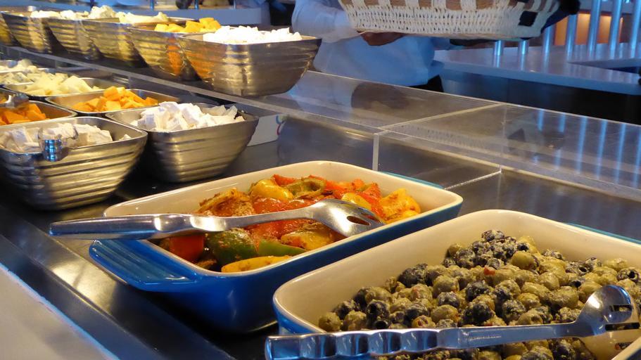 připravené jídlo