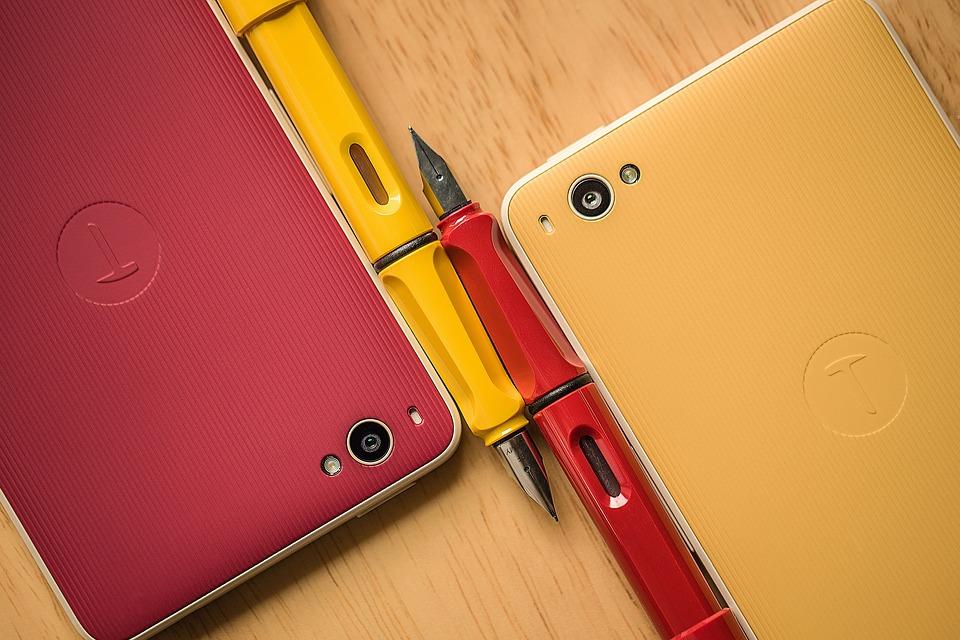 mobily a tužky